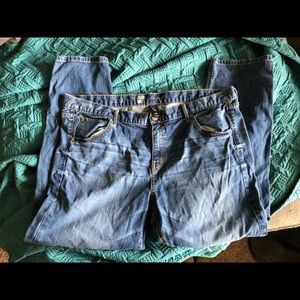 Mossimo Supply Co. Jeans - Mossimo boyfriend jeans. Used.